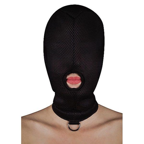 Image of BDSM masker met D-ring
