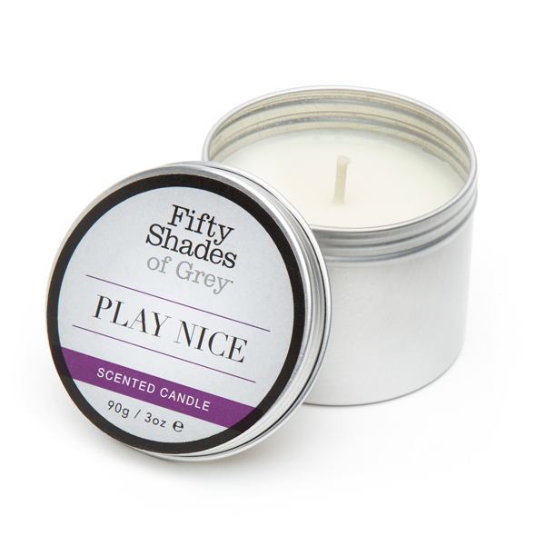 Image of Play Nice Vanille Kaars 90 gram