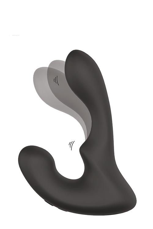 Image of Booty Rocker Beweegbare P-Spot&Perineumvibrator