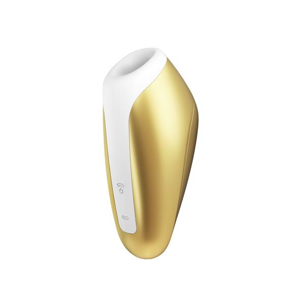 Image of Satisfyer - Love Breeze Air Pulse Stimulator Geel