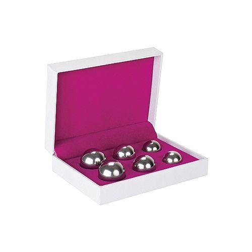 Image of Ben Wa Balls Set Silver
