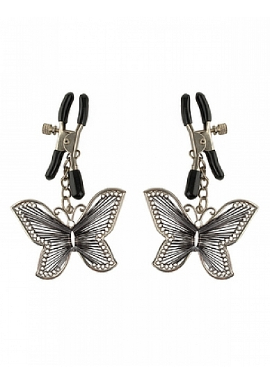 Image of Tepelklemmen met Vlinders