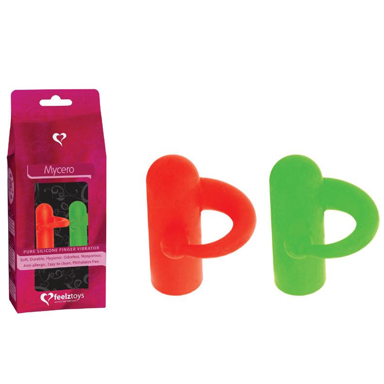 Image of Vinger vibrators - 2-Pack