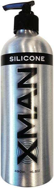 Image of X-Man Silicone Glijmiddel 490 ml