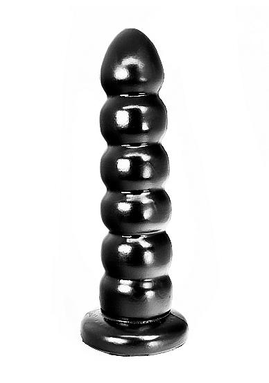 Image of Buttplug Yoo-Hoo - Black - 27,5 cm