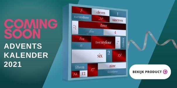 Coming soon Advents kalender