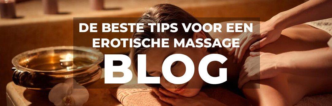 De beste tips voor een erotische massage
