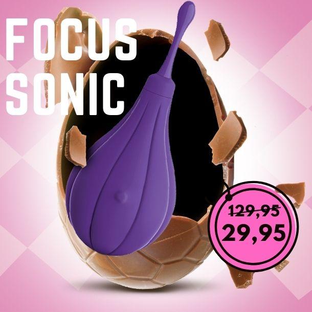 Focus Sonic Vibrator