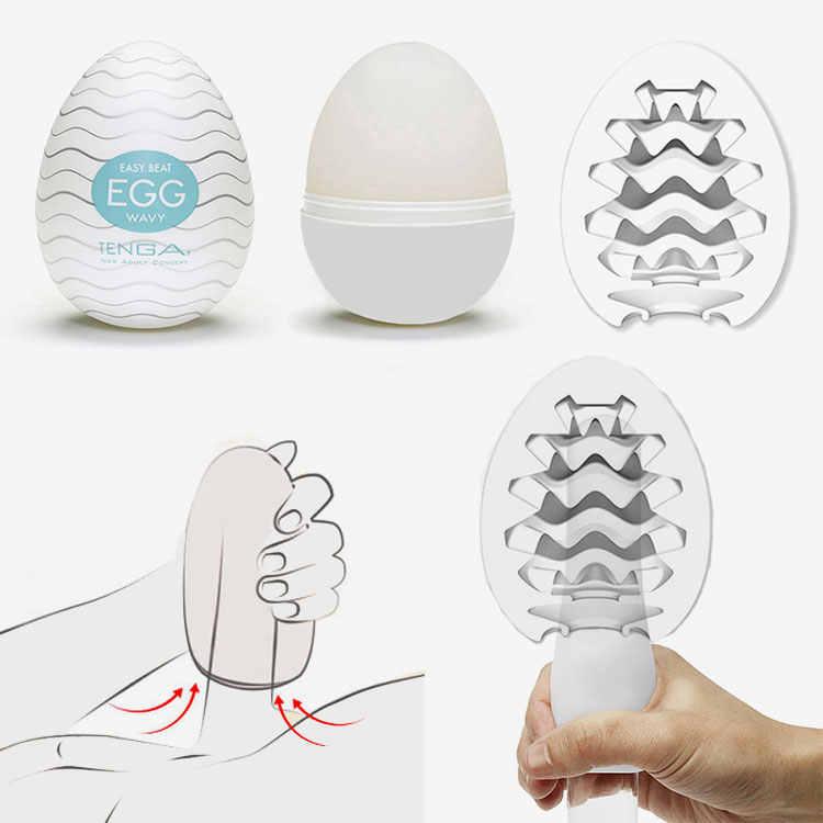 Tenga Egg Gebruiken