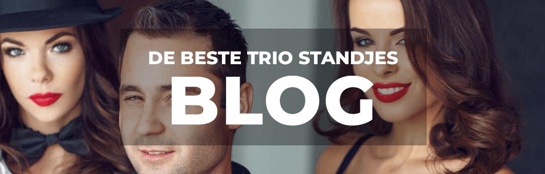 De beste trio standjes blog