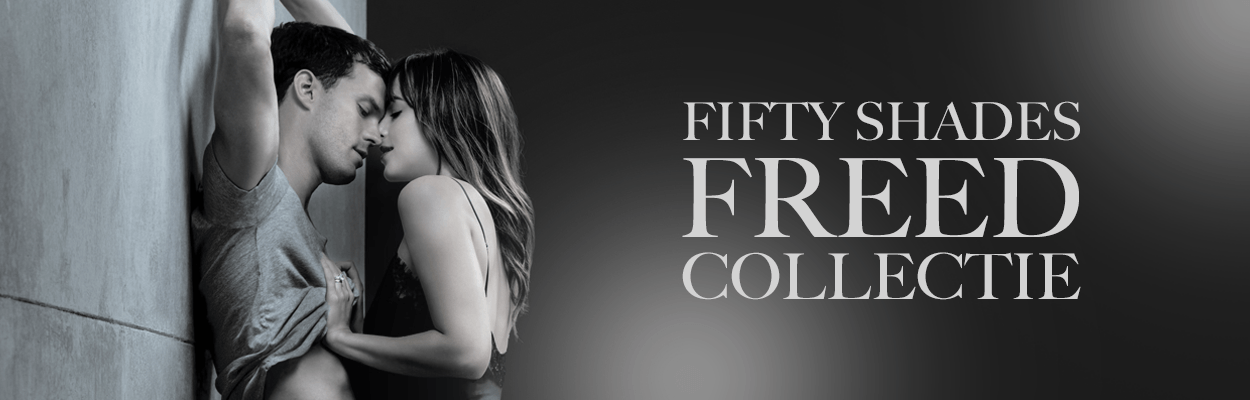 Fifty Shades Freed Collectie