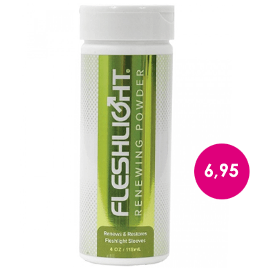 Fleshlight Poeder
