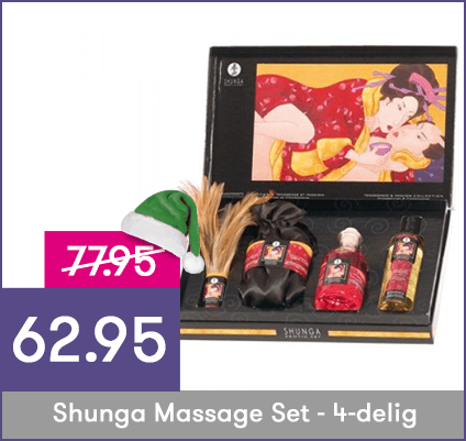 Shunga Massage Set