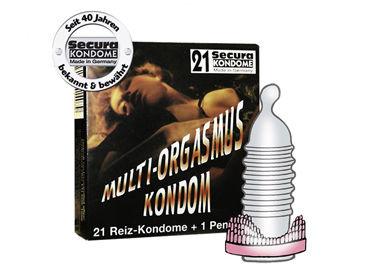 Stimulerende Condooms